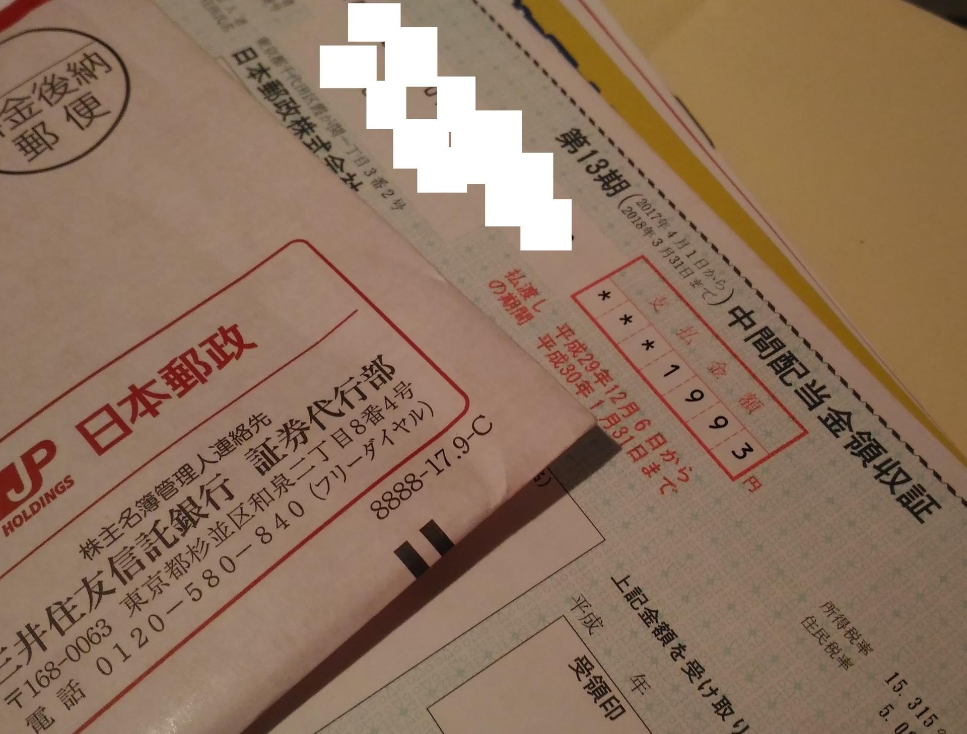 の 日本 株価 郵政